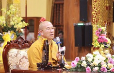 Tạm đình chỉ tất cả chức vụ trong Giáo hội Phật giáo Việt Nam với Trụ trì chùa Ba Vàng
