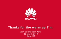 """Huawei """"đá xoáy"""" Apple sau sự kiện ra mắt sản phẩm?"""