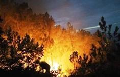 24.000 ha rừng cảnh báo cháy cực kỳ nguy hiểm