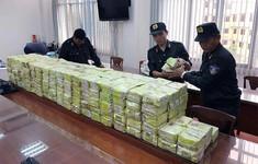 Khởi tố 4 đối tượng trong đường dây vận chuyển ma túy xuyên quốc gia