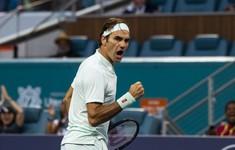 Roger Federer xác nhận sẽ tham dự 1 giải khởi động cho Mỹ mở rộng 2019
