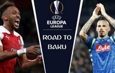 Thông tin trước trận đấu: Napoli - Arsenal (02h00 ngày 19/4)