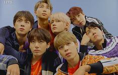 Bất ngờ! BTS xuất hiện trong Top 100 Nhân vật có ảnh hưởng nhất thế giới 2019