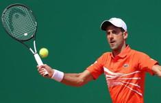 Novak Djokovic dễ dàng vào tứ kết Monte Carlo Masters 2019