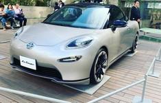 """Toyota La Coupe - Xe thể thao có """"hành tung"""" bí ẩn của người Nhật"""