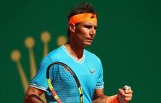Rafael Nadal xuất sắc ghi tên mình vào bán kết Monte Carlo Masters 2019