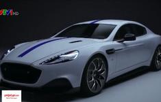 Aston Martin ra mắt dòng xe thuần điện