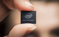 Intel dừng cuộc đua sản xuất chip modem 5G trên di động