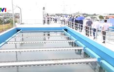 Nhà máy nước hiện đại và quy mô lớn nhất ĐBSCL đi vào hoạt động