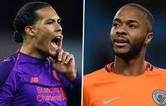 Top 6 ứng viên Cầu thủ xuất sắc nhất Ngoại hạng Anh: Van Dijk đối đầu tam tấu Man City