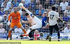 VIDEO Everton 4-0 Man Utd: Ác mộng của HLV Solskjaer!