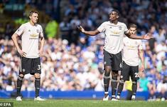 Thi đấu bạc nhược, Man Utd thua sốc 4 bàn không gỡ trước Everton
