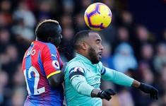 TRỰC TIẾP Ngoại hạng Anh, Arsenal - Crystal Palace: Top 3 vẫy gọi