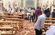 Nổ ở Sri Lanka: Ít nhất 160 người thiệt mạng