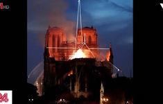 Tranh cãi về tái thiết tháp nhọn Nhà thờ Đức Bà Paris