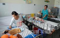 Tăng cường miễn dịch cho trẻ mùa nắng nóng