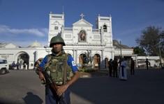Sri Lanka truy bắt đến cùng các phần tử khủng bố