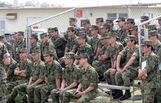 Nhật Bản thành lập lực lượng phản ứng khủng bố