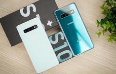 Samsung ra mắt ứng dụng khắc phục trải nghiệm màn hình cong trên Galaxy S10