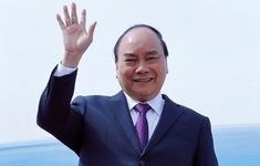 """Thủ tướng dự Diễn đàn """"Vành đai và Con đường"""" lần 2 tại Trung Quốc"""