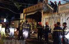 Liên tiếp xảy ra 2 vụ cháy ở Vũng Tàu, 1 người tử vong