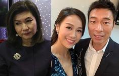 Lộ clip ngoại tình với đàn anh, Á hậu Hong Kong suy sụp, khóc lóc thảm thiết