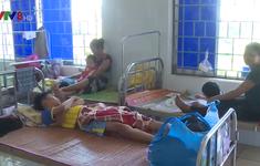 Bệnh nhân sốt xuất huyết gia tăng tại Phú Yên