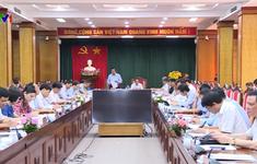 Tiếp tục triển khai thực hiện các nghị quyết Trung ương khóa XII