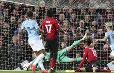 VIDEO: Tổng hợp diễn biến Man Utd 0-2 Man City (Đấu bù vòng 31 Ngoại hạng Anh)