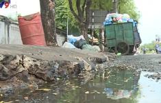 Thiếu giám sát trong thu gom, tập kết rác thải tại Cần Thơ