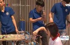 Vượt qua khó khăn, thầy trò Đại học Công nghệ Đông Á vẫn gắn bó với sân chơi Robocon