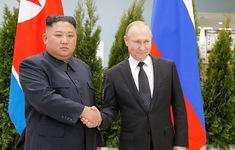 Chủ tịch Triều Tiên rời Vladivostok (Nga) về nước