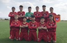 Hôm nay (26/4), U19 nữ Việt Nam so tài U19 nữ Iran ở trận mở màn vòng loại 2 giải U19 nữ châu Á 2019