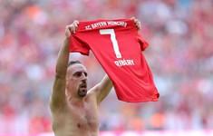 Chia tay Bayern, Ribery quyết tìm danh hiệu mới