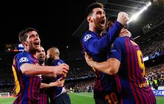 Sốc: Messi lại vừa làm được điều chưa từng có trong lịch sử