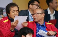 HLV Park Hang Seo sẽ dự khán trận CLB Hà Nội – CLB Đồng Tháp