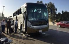 Ai Cập: Đánh bom nhằm vào xe bus chở du khách, ít nhất 17 người bị thương