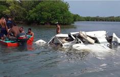 Tai nạn máy bay tại Honduras, 5 du khách thiệt mạng