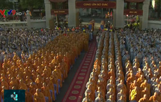 TP.HCM nghiêm trang cử hành đại lễ Phật đản Phật lịch 2.563