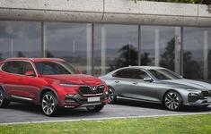 VinFast chạy thử mẫu ô tô Lux và Fadil tại Việt Nam