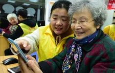 Thế hệ số trực tiếp 18h30: Người cao tuổi trong thời đại công nghệ số