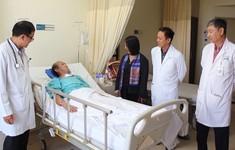 TP.HCM: cứu sống bệnh nhân Campuchia suýt chết vì tự mua thuốc uống