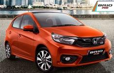 Honda Brio sắp ra mắt tại thị trường Việt Nam