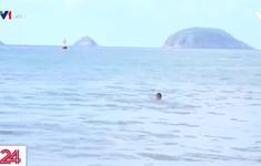 Tập huấn cho trẻ em hải đảo cứu bạn đuối nước