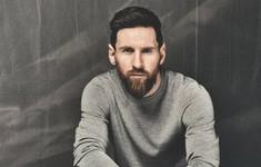 Lionel Messi chuẩn bị ra mắt hãng thời trang