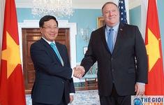 Phó Thủ tướng, Bộ trưởng Bộ Ngoại giao Phạm Bình Minh thăm chính thức Hoa Kỳ