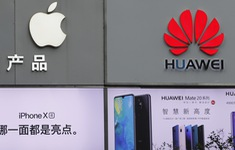 Hàng loạt nhà mạng lớn dừng nhận đặt hàng điện thoại Huawei