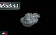 Một tiểu hành tinh sẽ bay sát Trái đất trong tuần này