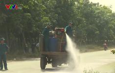 Đồng Nai phát động tiêu độc khử trùng phòng chống dịch tả lợn châu Phi