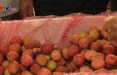 Bắc Giang xúc tiến tiêu thụ vải thiều tại Trung Quốc